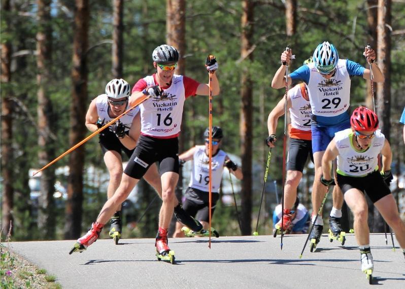 Vuokatti Aateli Race